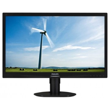 Philips Brilliance Moniteur LCD, rétroéclairage LED 241S4LCB