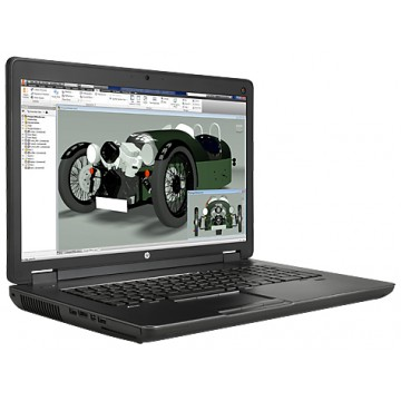 Hp Zbook 17 G2 I7-4810 16gb 256gb