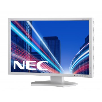 "NEC MultiSync P232W 23"" Full HD IPS Blanc"