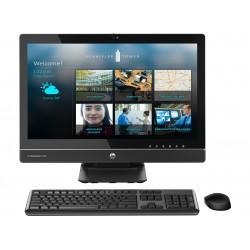 HP EliteOne 800 G1 3GHz Intel Core i5-4590S avec carte graph