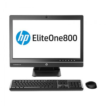 "HP EliteOne 800 G1 3.6GHz i3-4160 23"" Noir"