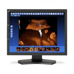 "NEC MD210C2 21.3"" Black LED display"