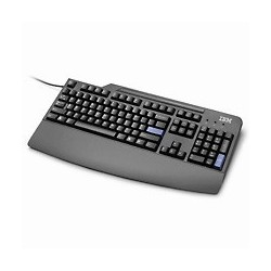 Lenovo Business Black Preferred Pro USB Keyboard SWISS F/G