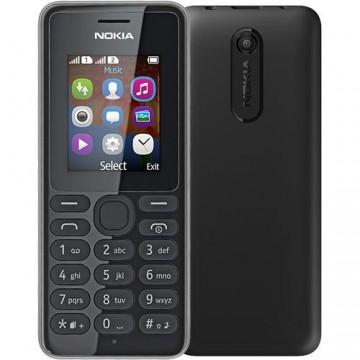 """Nokia 108 1.8"""" 70.2g Black"""