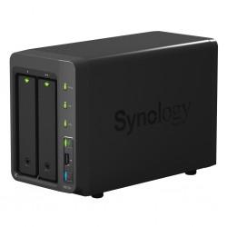 Synology DS713+ serveur de stockage