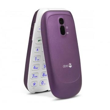 Doro PhoneEasy 607 102g Violet