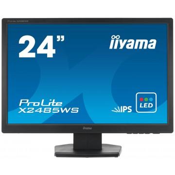 "iiyama ProLite X2485WS-B1 24.1"" Noir écran plat de PC"