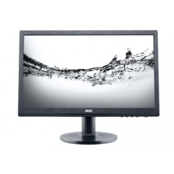 "AOC E960SRDA 19"" Noir LED display"