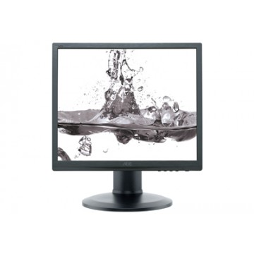 "AOC E960PRDA 19"" Black LED display"