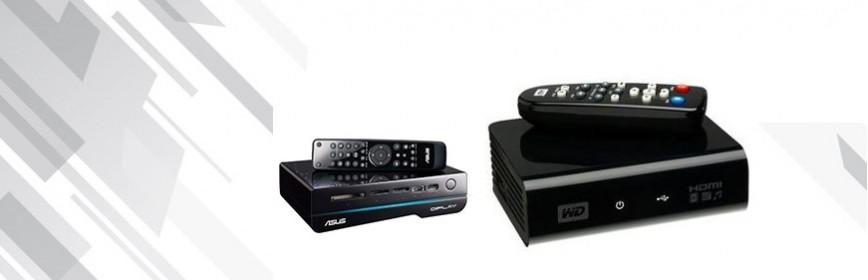 Lecteurs et HDD multimedia