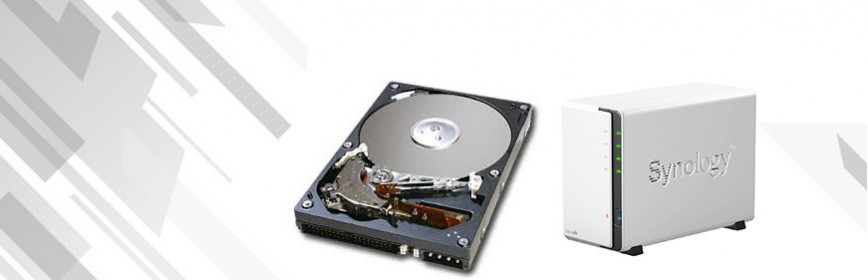 Disques Durs, NAS, Stockage